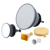 millimeter wave wr-15 60 ghz antennas from pasternack