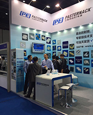 IME/China 2016 Pasternack Booth